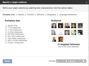 How to Better Target Your Messages on LinkedIn - Inovautus
