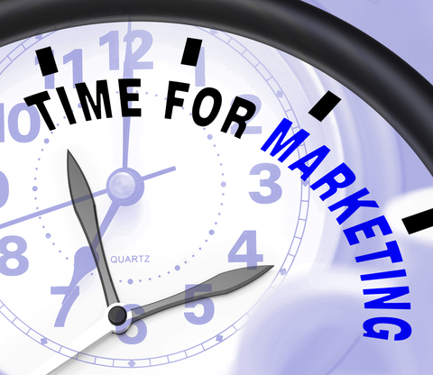 time marketing